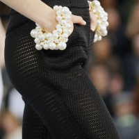 SS2013 jewelry trends Chanel oversized pearls